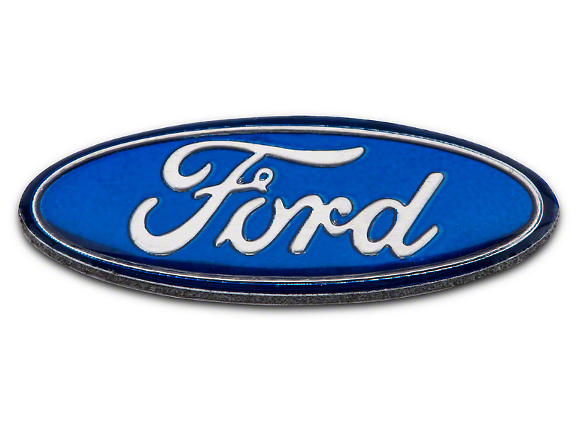OPR Steering Wheel Ford Emblem (84-89 All, Excluding SVO)