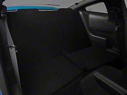 Alterum Rear Seat Delete; Black (05-10 Coupe)