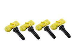 Oro-Tek Valve Stem-Mounted TPMS Sensors; Set of Four (15-20 All)