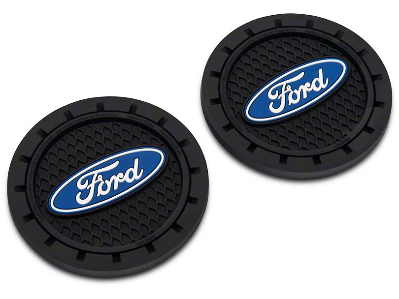 Alterum Auto Coasters - Ford Logo (79-17 All)