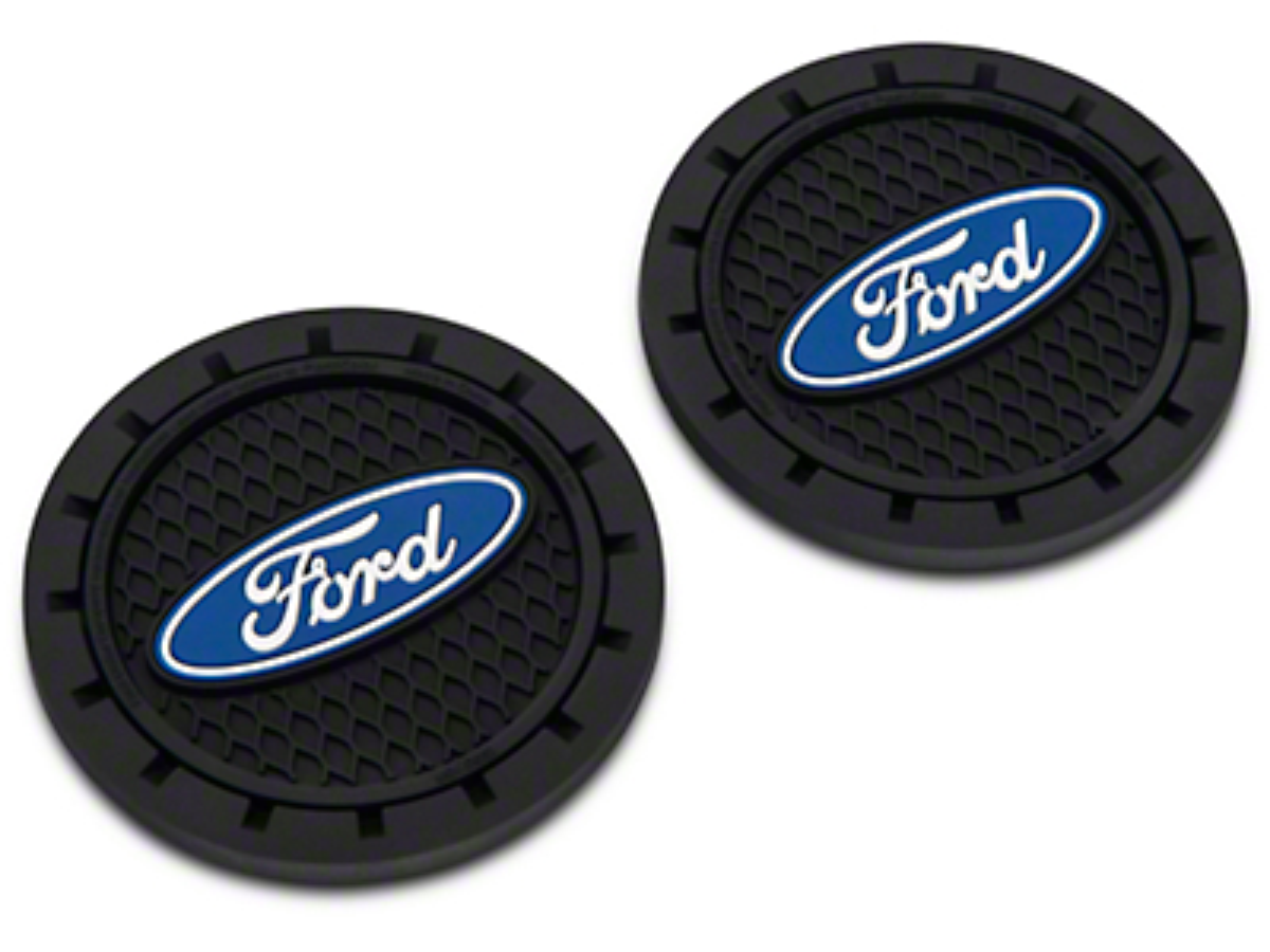Alterum Auto Coasters - Ford Logo