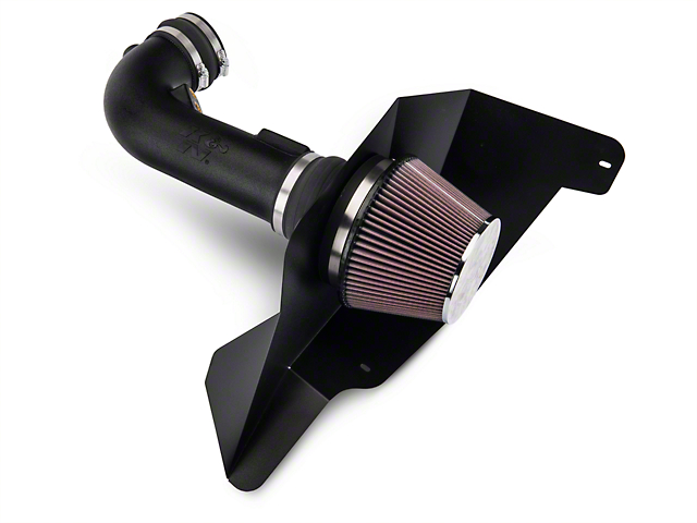 K&N Series 63 AirCharger Performance Cold Air Intake (15-17 GT)