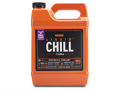 Mishimoto Liquid Chill Performance Coolant - Full Strength - One Gallon (79-18 All)