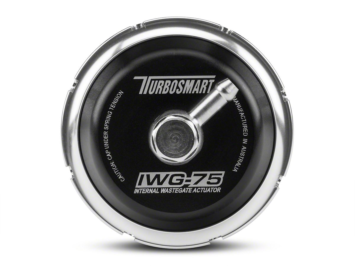 Turbosmart IWG75 Internal Wastegate - 10 PSI (15-20 EcoBoost)