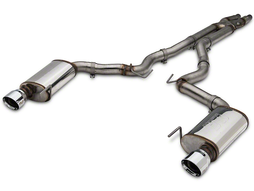Magnaflow Street Series Cat-Back Exhaust (15-17 GT)