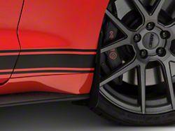 SpeedForm No-Drill Splash Guards - Front & Rear Set (15-19 GT, EcoBoost, V6)