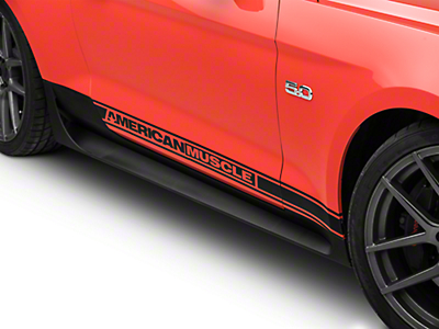 CDC Outlaw Rocker Side Skirts (15-18 GT, EcoBoost, V6)