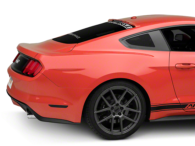 CDC Outlaw Roof Spoiler - Unpainted (15-18 Fastback)