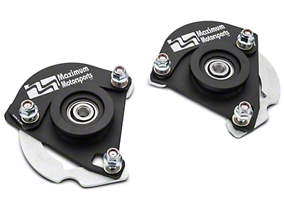 Maximum Motorsports Caster Camber Plates (15-19 All)
