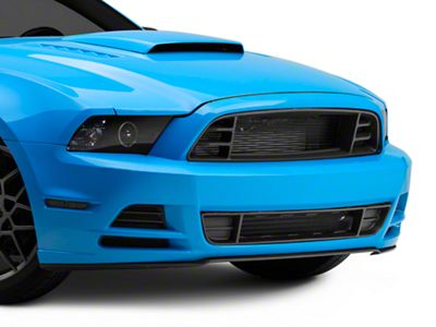 Add Cervini's GT500 Style Upper Grille (13-14 GT, V6, Boss)