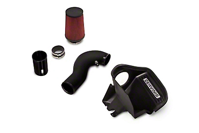 Cervini's Composite Cold Air Intake - Gloss Black (11-14 GT; 12-13 BOSS 302)