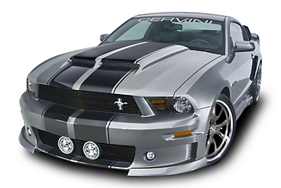 Cervini's C-Series Front Bumper Kit (10-12 GT, V6)