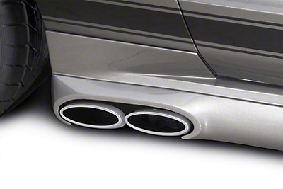 Cervini's C-Series Side Exhaust Kit (05-09 GT Coupe)