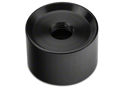 Jam Nut Collar Adapter - Black (15-18 GT, EcoBoost, V6)