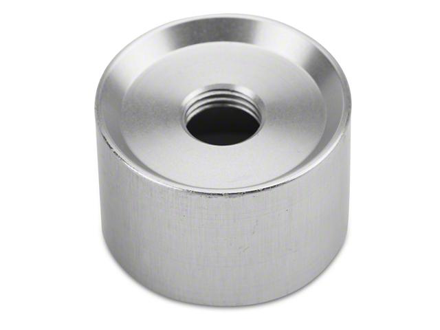 Jam Nut Collar Adapter - Silver (15-18 GT, EcoBoost, V6)