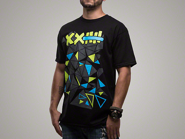 RTR VGJR XX5 Color T-Shirt