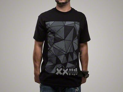 RTR VGJR Black Triangles T-Shirt - XX-Large