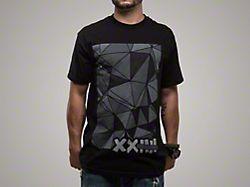RTR VGJR Black Triangles T-Shirt - Medium