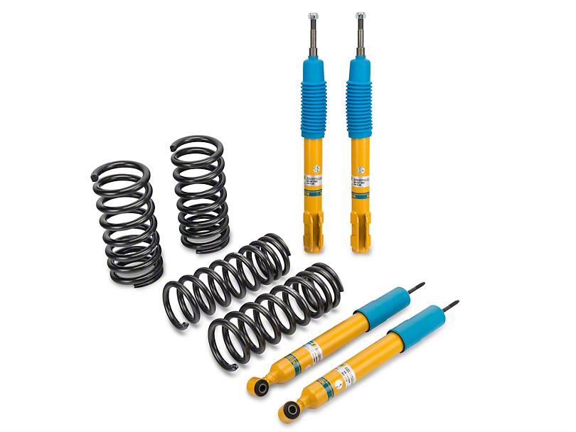 Bilstein Shock, Strut & B12 Pro-Kit Lowering Spring Kit (99-04 Cobra Coupe)