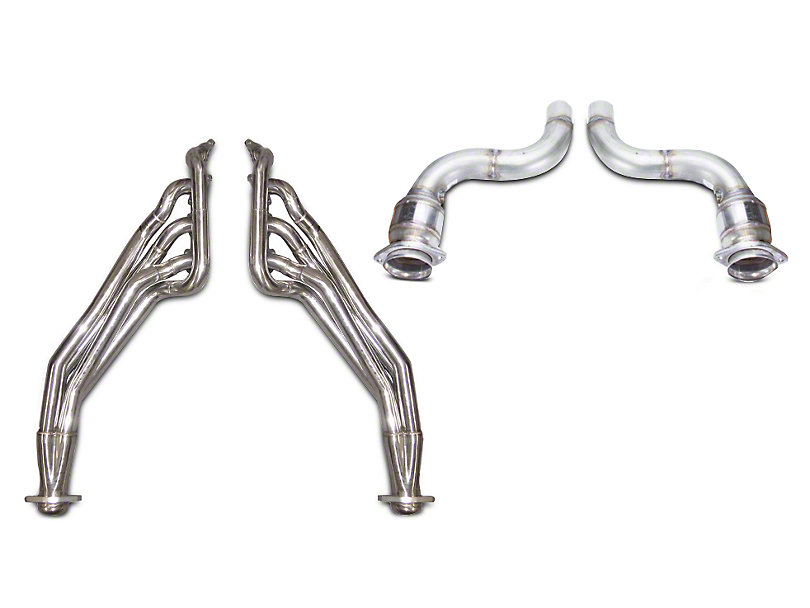 Pypes 1-7/8 in. Long Tube Catted Headers (15-17 GT)