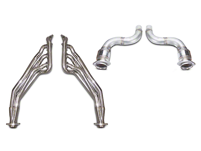 Pypes 1-7/8-Inch Long Tube Catted Headers (15-17 GT)