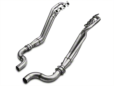 Stainless Power Mustang 1-7/8 in. Long Tube Headers & X