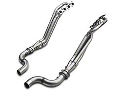 Stainless Power Mustang 1-7/8 in. Long Tube Headers & X