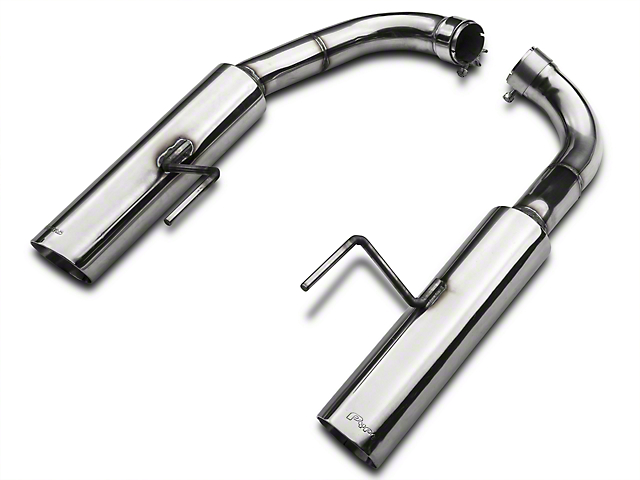 Pypes Pype-Bomb Axle-Back Exhaust (15-17 GT)