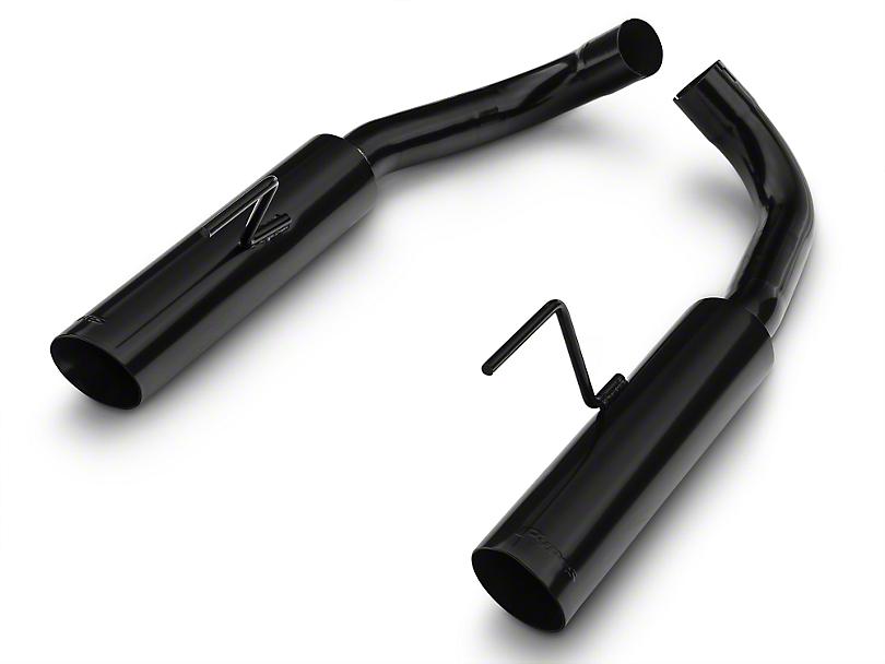 Pypes Black Pype-Bomb Axle-Back Exhaust (15-17 GT)