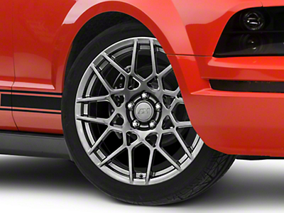 2013 GT500 Style Hyperdark Wheel - 19x9.5 (05-14 All)