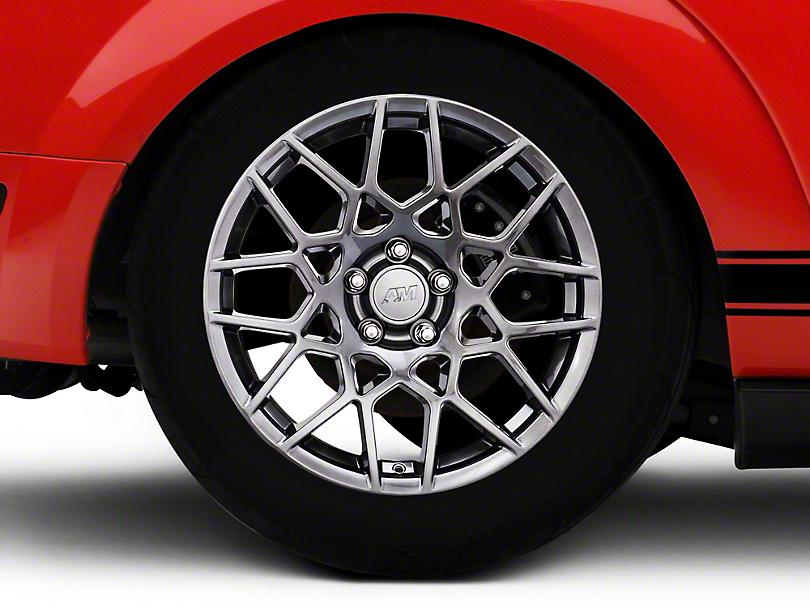 2013 GT500 Style Hyper Dark Wheel - 18x10 (05-14 All)