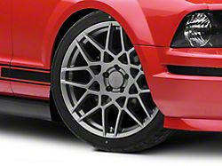 Add 2013 GT500 Style Charcoal Wheel - 20x8.5