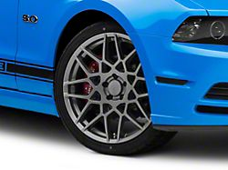 2013 GT500 Style Charcoal Wheel; 20x8.5 (10-14 All)