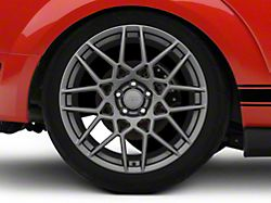 2013 GT500 Style Charcoal Wheel; Rear Only; 20x10 (05-09 All)