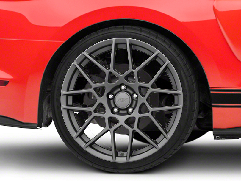 2013 GT500 Style Charcoal Wheel - 20x10 (15-19 GT, EcoBoost, V6)