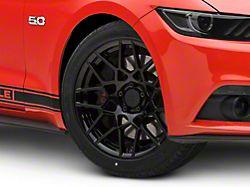 2013 GT500 Style Gloss Black Wheel; 19x9.5 (15-20 GT, EcoBoost, V6)