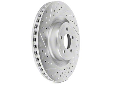 Baer Sport Rotors - Front Pair (15-19 GT w/ Performance Pack)