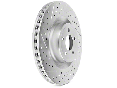 Baer Sport Rotors - Front Pair (15-18 GT w/ Performance Pack)