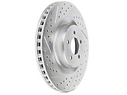 Baer Sport Rotors; Front Pair (15-20 GT w/ Performance Pack)