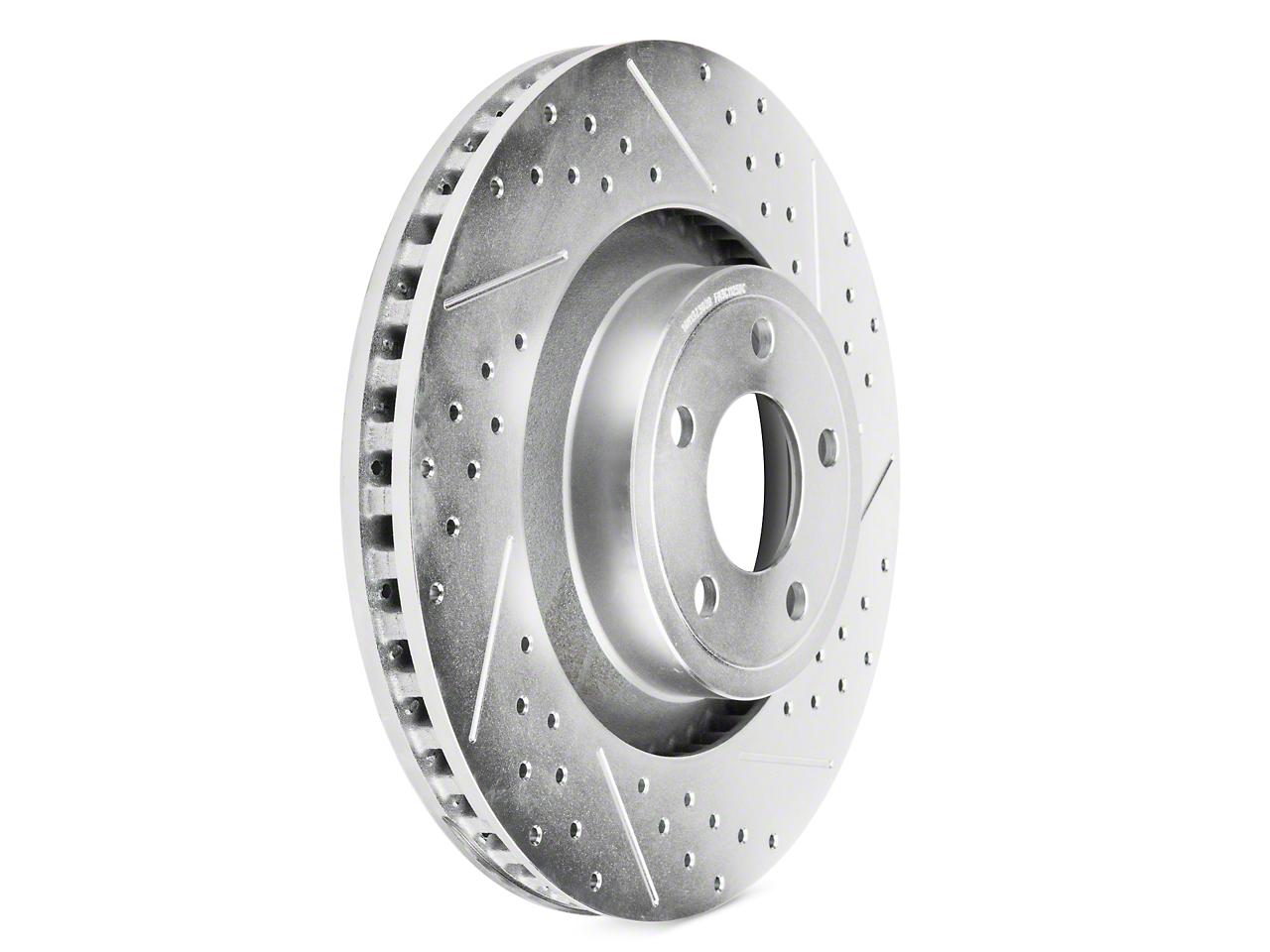 Baer Decela Sport Rotors - Front Pair (15-17 Standard GT)