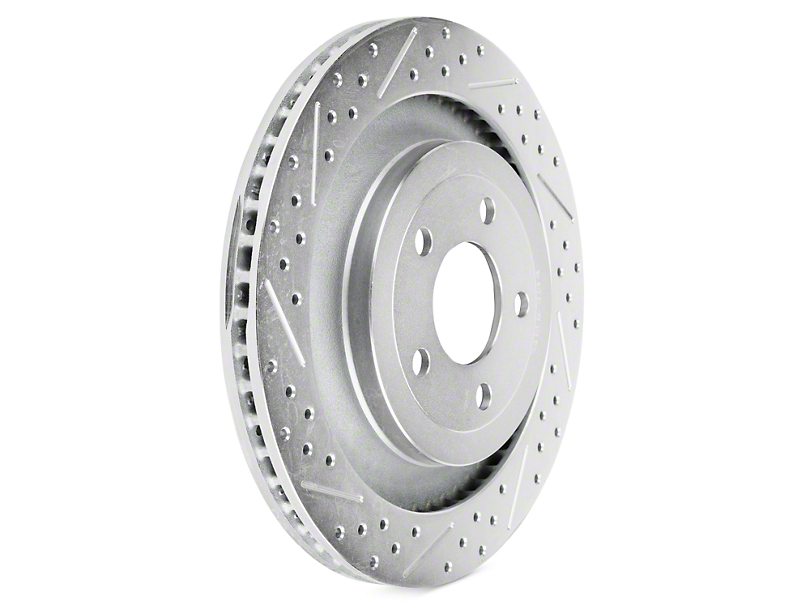 Baer Decela Sport Rotors - Rear Pair (15-18 GT w/ Performance Pack)