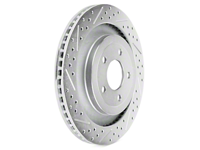Baer Sport Rotors - Rear Pair (15-18 GT w/ Performance Pack)