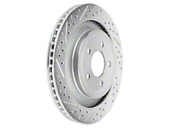 Baer Sport Rotors - Rear Pair (15-19 GT w/ Performance Pack)