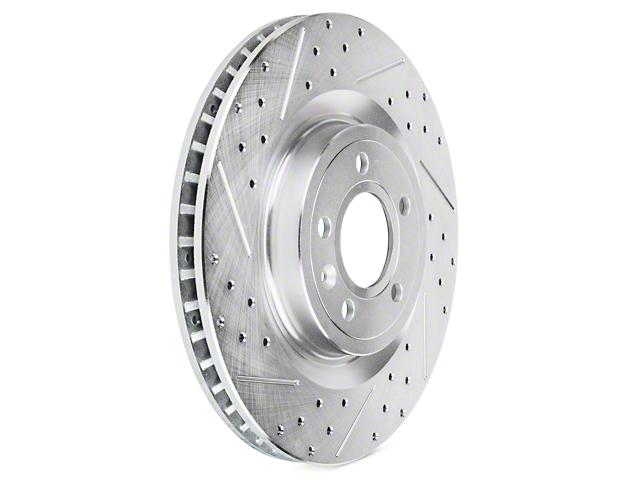 Baer Decela Sport Rotors - Front Pair (11-14 GT)