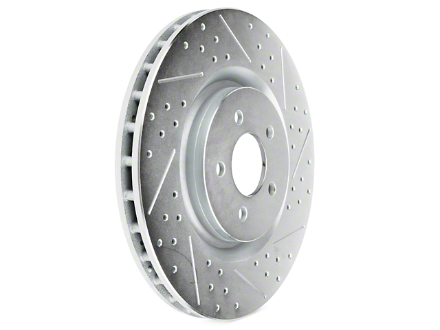 Baer Sport Rotors - Front Pair (11-14 GT Brembo; 12-13 BOSS 302; 07-12 GT500)