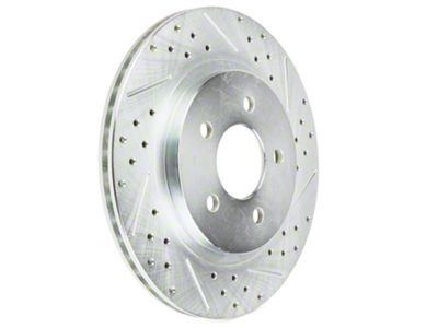 Baer Sport Rotors - Rear Pair (05-14 All, Excluding 13-14 GT500)