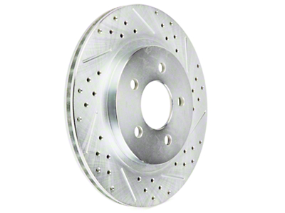 Baer Decela Sport Rotors - Rear Pair (05-14 All, Excluding 13-14 GT500)