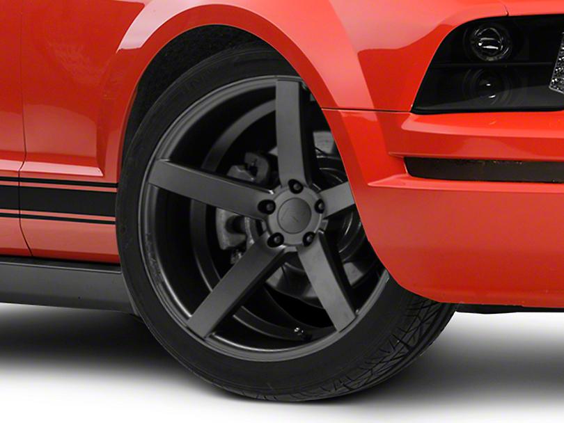 Rovos Durban Satin Gunmetal Wheel - 20x8.5 (05-14 All)