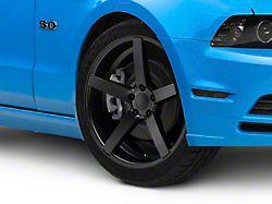 Rovos Durban Satin Gunmetal Wheel; 20x8.5 (10-14 All)