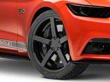 Rovos Durban Gloss Black Wheel; 20x8.5 (15-20 GT, EcoBoost, V6)